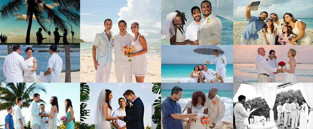 8 Non Religious Wedding Readings For Couples With Taste: CANCUN WEDDING MINISTER: Non Denominational Cancun Wedding